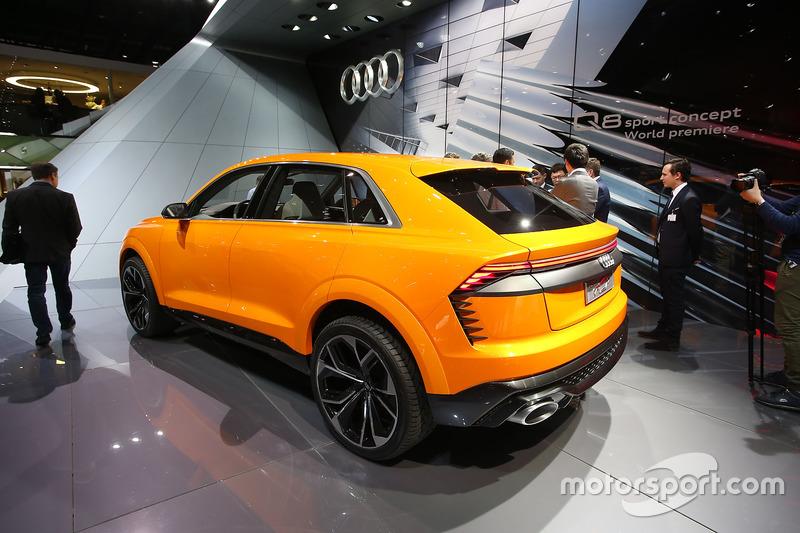 Audi RS Concept At Geneva International Motor Show - Audi rs8