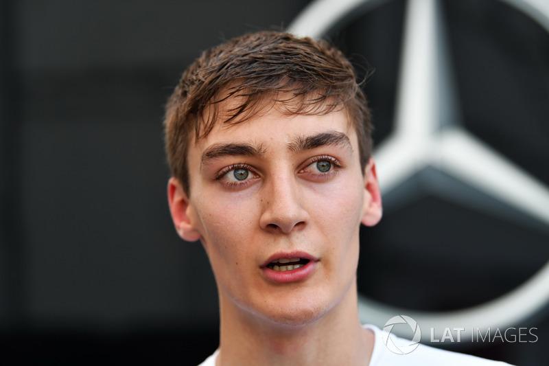 Джордж Рассел, Mercedes AMG F1