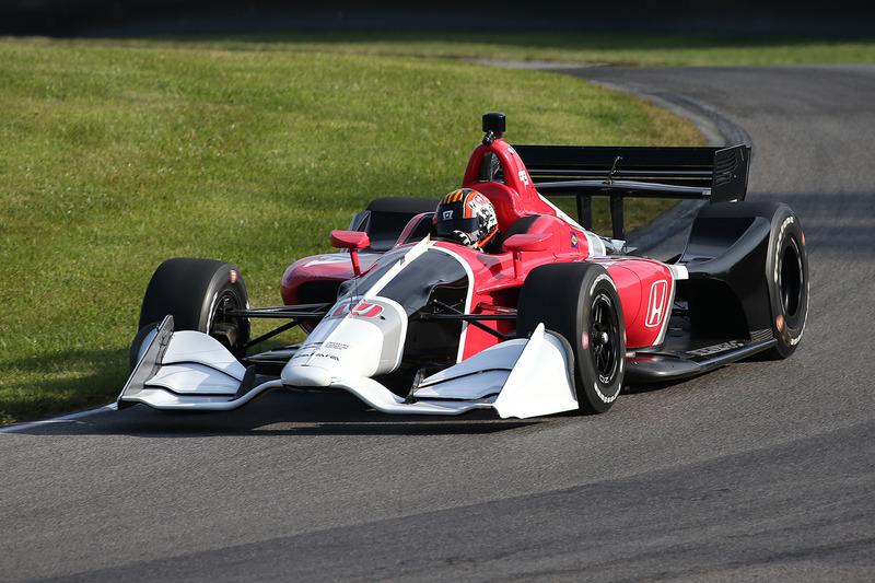 Ориоль Сервия тестирует Honda 2018-го