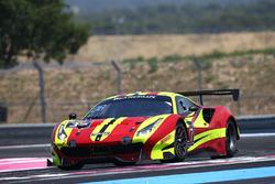 #37 BBT Ferrari 488 GT3: Anthony Liu, Davide Rizzo, Toni Vilander