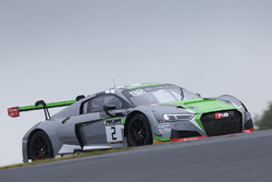 #2 Belgian Audi Club Team WRT Audi R8 LMS: Маркус Вінкельхок, Вілл Стівенс