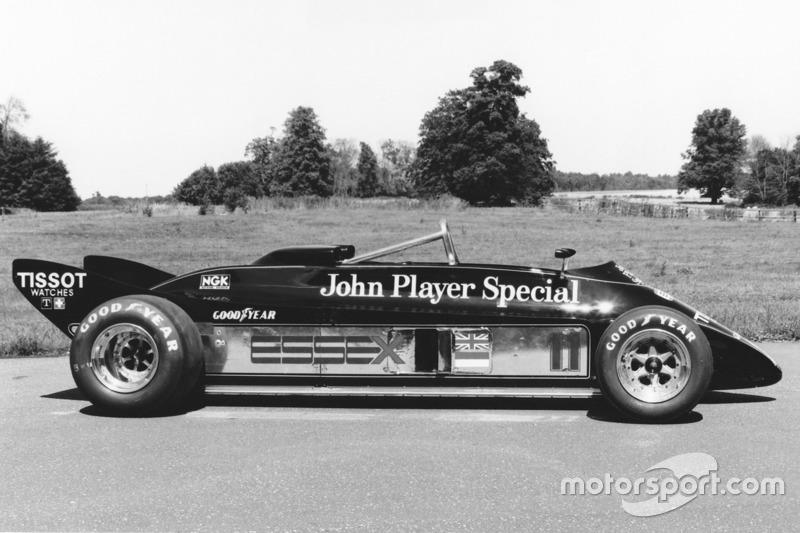 Lotus 88 – запрет от FIA