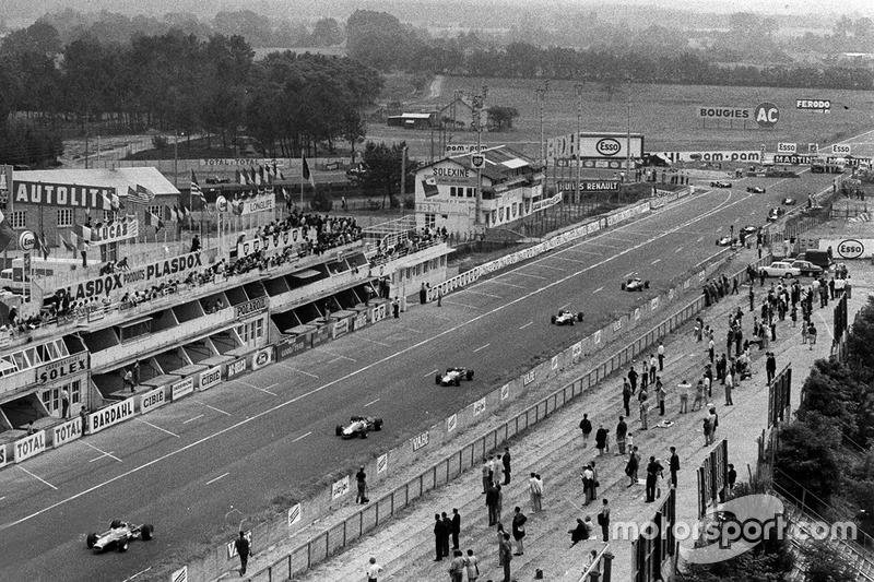 Graham Hill, Team Lotus 49 Ford