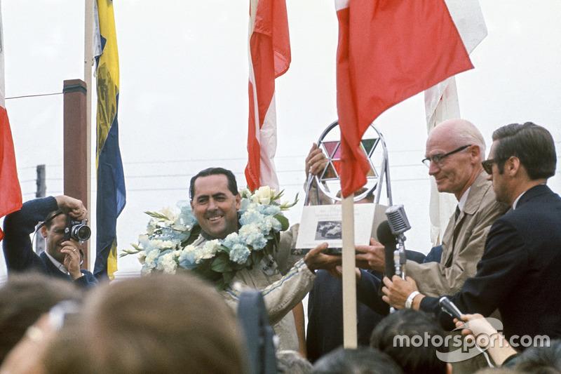 Jack Brabham (1959, 1960, 1966)