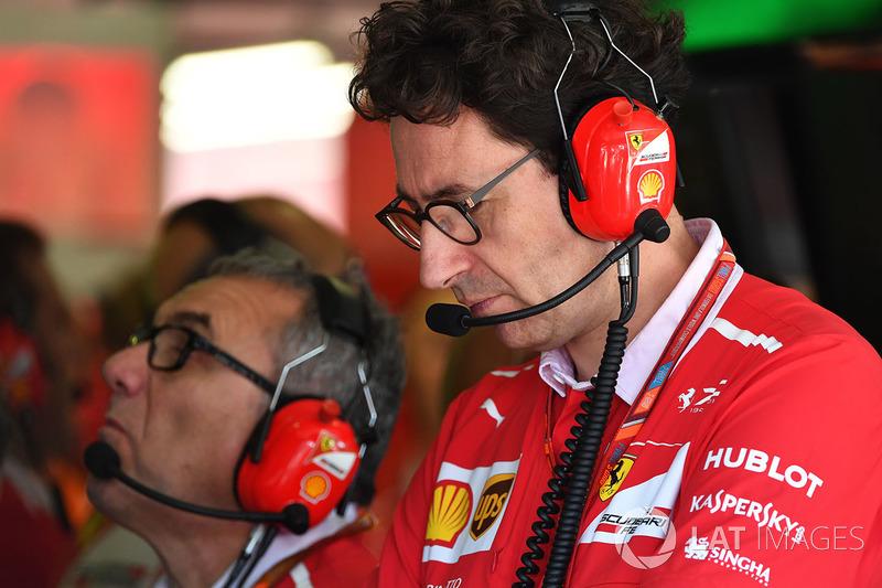 Маттіа Бінотто, технічний директор Ferrari