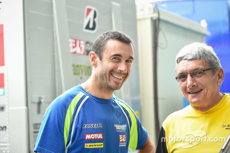 #1 Suzuki Endurance Racing Team SERT: Vincent Philippe