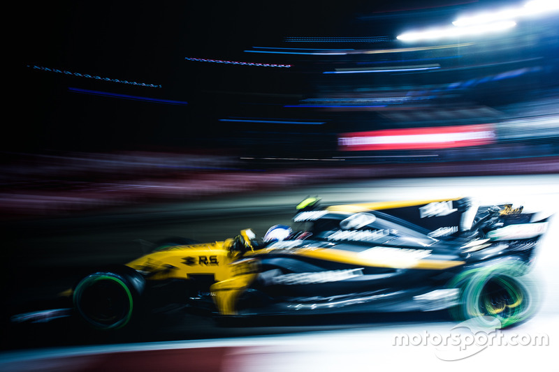 Джолион Палмер, Renault Sport F1 Team RS17