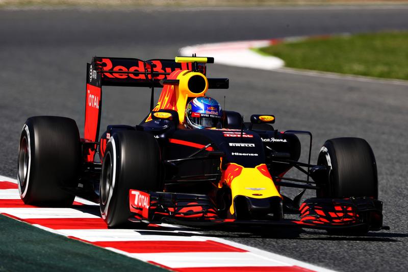 1. Макс Ферстапен – победа на Гран При Испании 2016 года