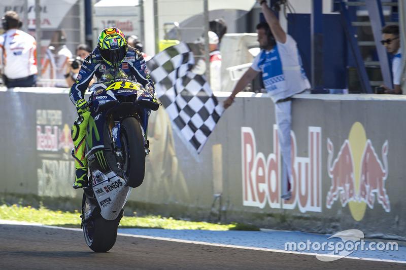 Jerez 2016 - Primera victoria liderando todas las vueltas desde Jerez 2007
