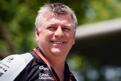 Отмар Сафнауэр, операционный директор Sahara Force India F1