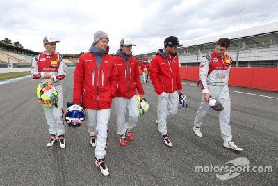 Lancement de la saison d'Audi