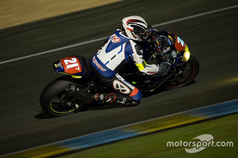 #21 Kawasaki: Olivier Louault, Didier Esnault, Emilien Jaillet, Nicolas Hourdry