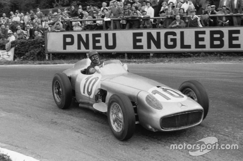 1955. Mercedes W196