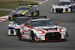 #23 Nissan GT Academy Team RJN, Nissan GT-R Nismo GT3: Mitsunori Takaboshi, Alex Buncombe