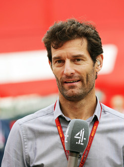 Mark Webber, Porsche Team WEC Driver / Channel 4 Presenter