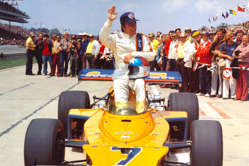 1974: Johnny Rutherford