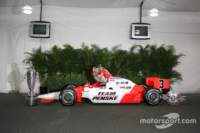 2009: Helio Castroneves