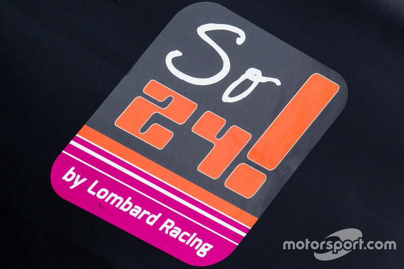 Лого SO24! By Lombard Racing