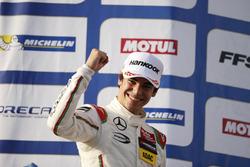 Подіум: переможець Ленс Стролл, Prema Powerteam Dallara F312 – Mercedes-Benz