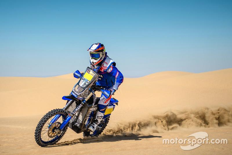 Franco Caimi, Yamaha Official Rally Team