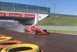 Antonio Giovinazzi, Ferrari SF71H