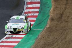 Rob Austin, HMS Racing Alfa Romeo Giulietta