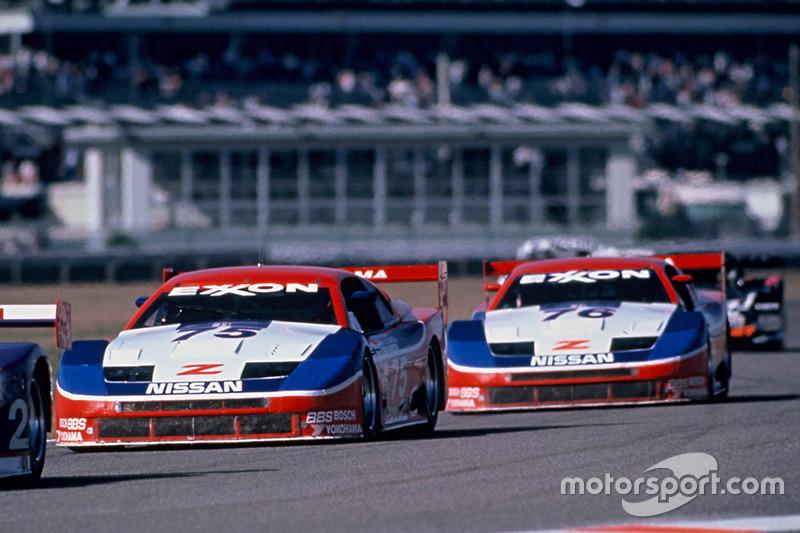 1994: Steve Millen,  Johnny O'Connell, John Morton, Cunningham Racing Nissan 300ZX, Paul Gentilozzi, Scott Pruett, Butch Leitzinger, Steve Millen, Cunningham Racing Nissan 300ZX