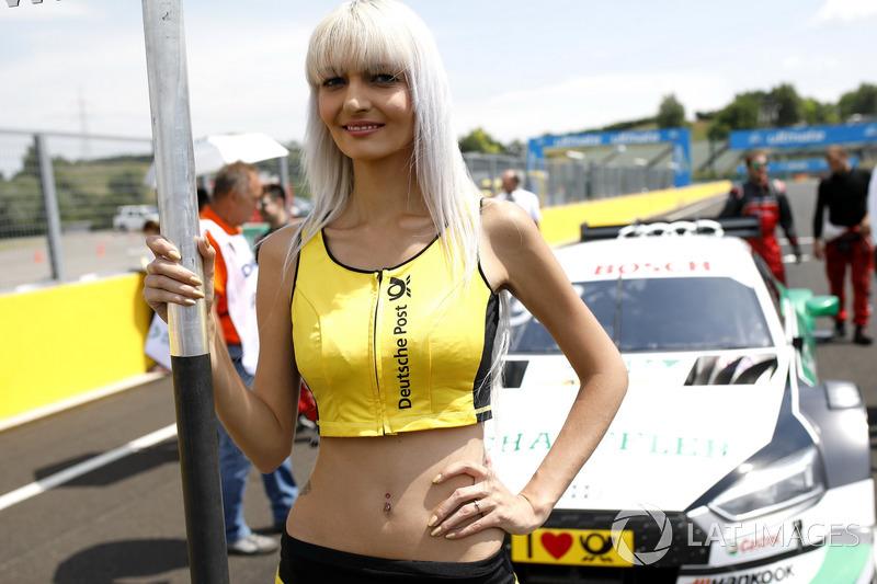 Грід-гьол Майка Роккенфеллера, Audi Sport Team Phoenix