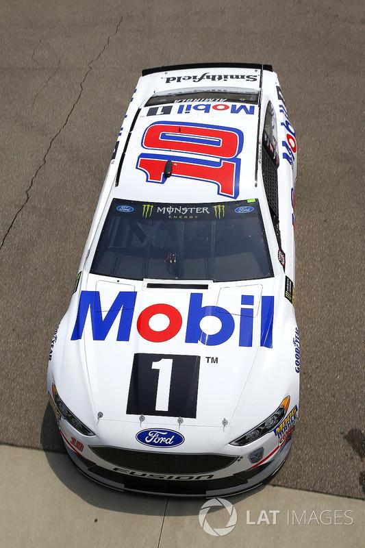 Aric Almirola, Stewart-Haas Racing, Ford Fusion Mobil 1