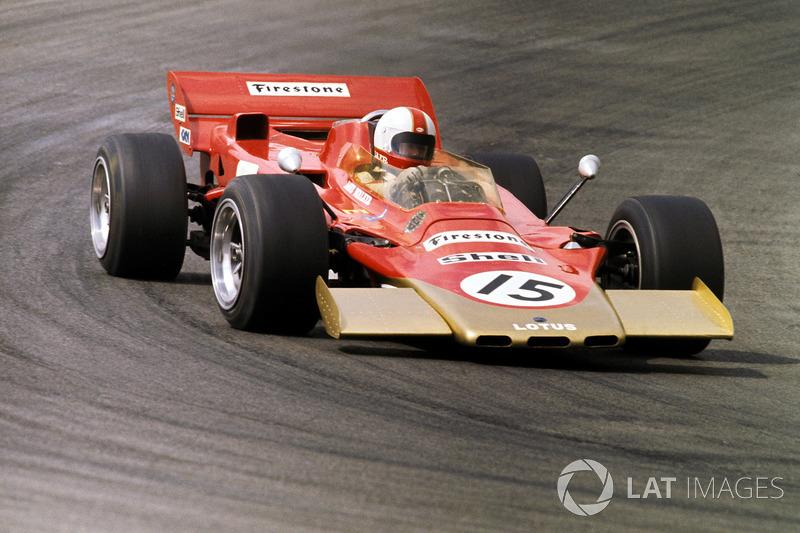 Dave Walker, Lotus 56B Pratt & Whitney