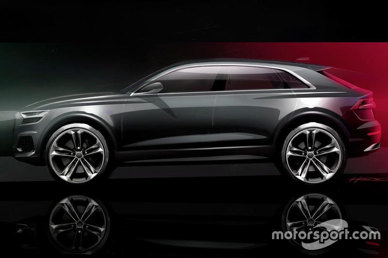 Ébauche Audi Q9