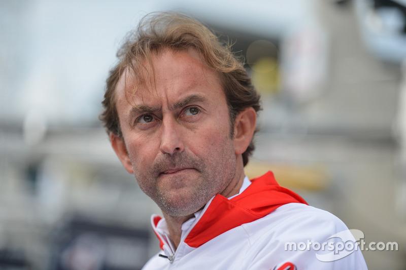 オリビエ・ベレッタ(F1出走 10回):#70 MR Racing Ferrari 488 GTE