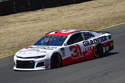 Ryan Newman, Richard Childress Racing, Chevrolet Camaro Grainger / American Red Cross