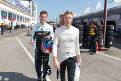Тед Бйорк, Нікі Катсбург, Polestar Cyan Racing, Volvo S60 Polestar TC1