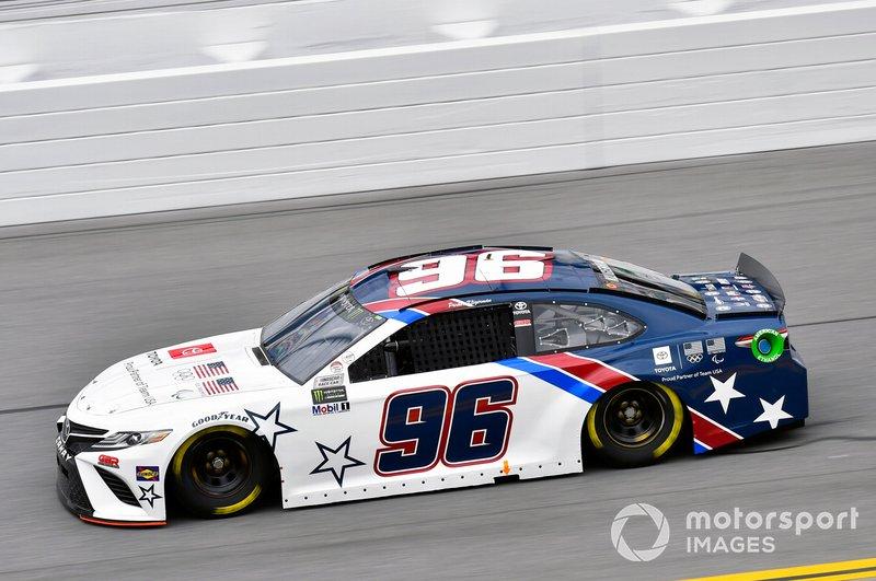 25. Parker Kligerman, Gaunt Brothers Racing, Toyota Camry Gaunt Brothers Racing / Toyota