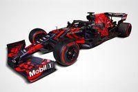 Präsentation: Red Bull RB15