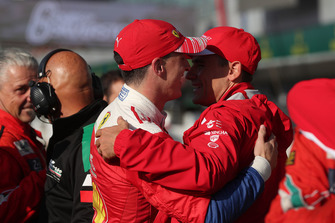 Vainqueur GTE Pro : #51 AF Corse Ferrari 488 GTE EVO: Alessandro Pier Guidi, James Calado