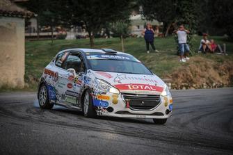 Jacopo Trevisani, Fabio Grimaldi, Peugeot 208 R2B