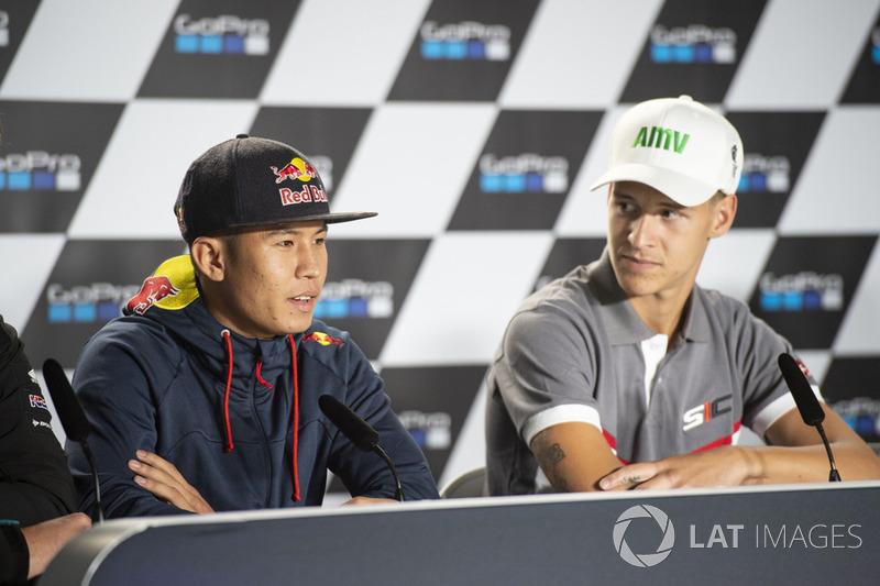 Khairul Idham Pawi and John McPhee, SIC Racing Team