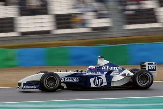 Хуан Пабло Монтойя, Williams BMW FW25