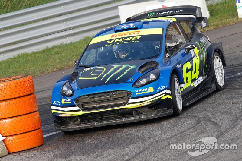 Алессіо Салуччі, Матіа Дотта, Ford Fiesta