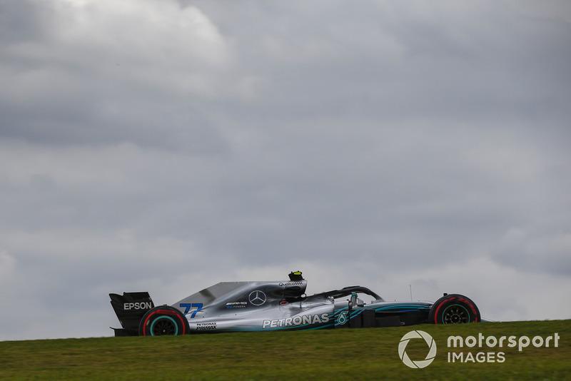 Gran Premio de Brasil-Valtteri Bottas