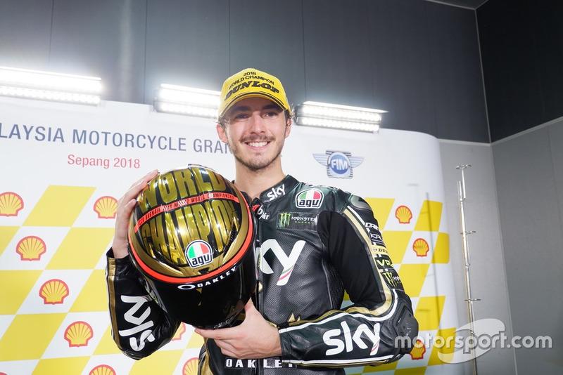 Il Campione del Mondo Francesco Bagnaia, Sky Racing Team VR46