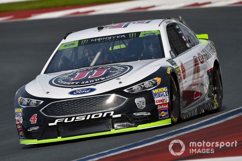 19. Kevin Harvick, Stewart-Haas Racing, Ford Fusion Jimmy John's New 9-Grain Wheat Sub