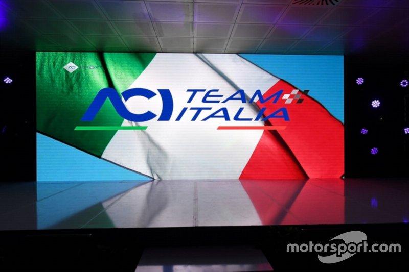 Presentazione Aci Team Italia