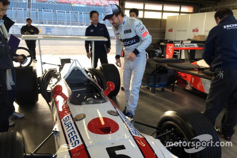 Фернандо Алонсо, Honda RA301