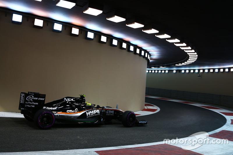 2016 GP de Abu Dhabi (4 puntos)