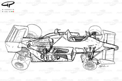 Alfa Romeo 185T 1985 detailed overview