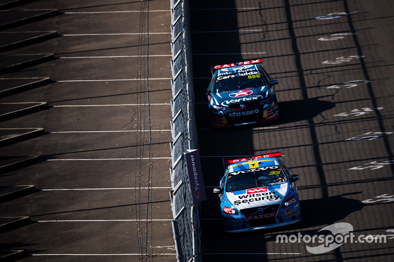 4. Scott McLaughlin, Garry Rogers Motorsport Volvo