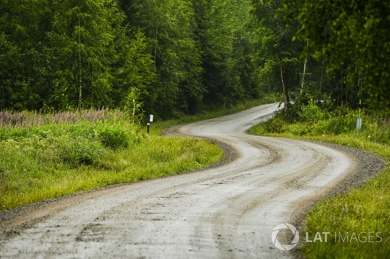 أجواء رالي فنلندا